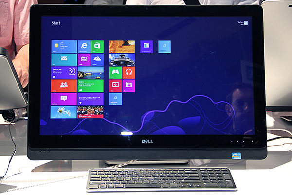 Fancy using Windows 8 on a large-screen PC? The updated XPS One 27 is the answer.