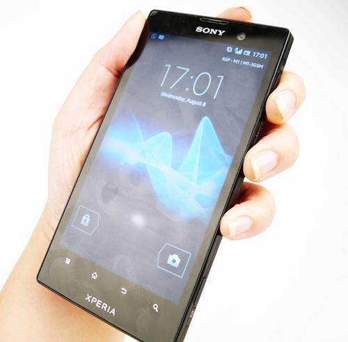 The Sony Xperia Ion is nothing spectacular and comes with features that are somewhat dated and isn't able to differentiate much from competitors other than its design language.