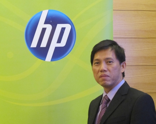 Chew Kai Peng, Country Manager, HP Software, HP Malaysia shared just how HP's new offerings will help improve the Cloud and benefit those who rely on it