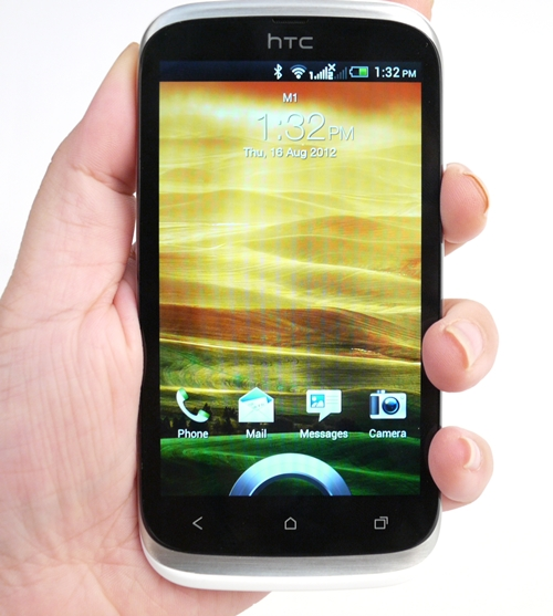 HTC Desire V and One V are phones for people looking for affordable options.