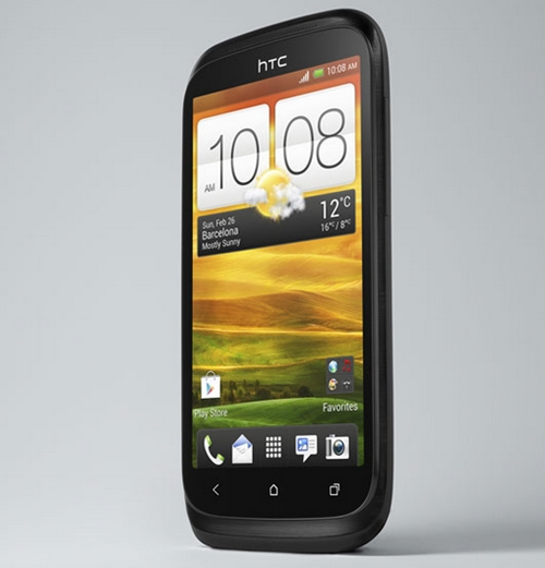 HTC Unveils Desire X at IFA 2012