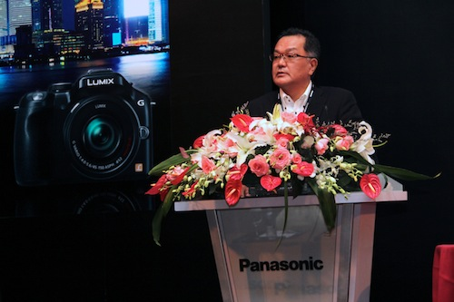 Junichiro Kitagawa, Associate Director, Global Consumer Marketing Sector, Panasonic.