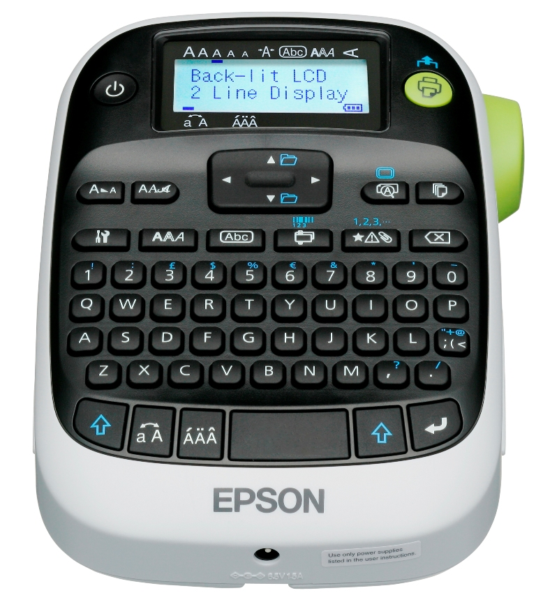Epson LabelWorks LW-400 - PhP 3,150