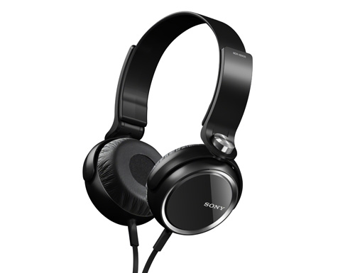 Sony MDR-XB400.