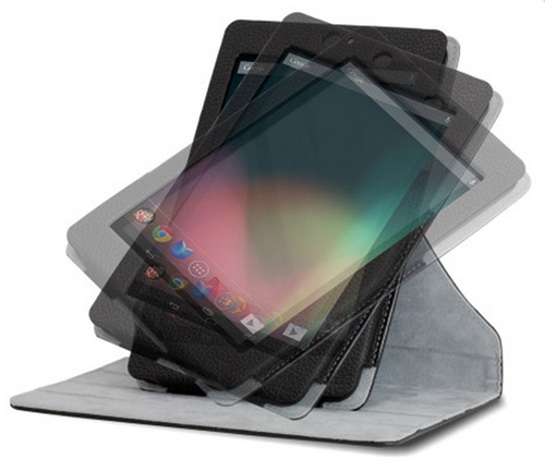 Official Google Nexus 7 Rotating Stand Case <br> Image source: Mobilefun