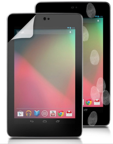Official Google Nexus 7 Screen Protector <br> Image source: Mobilefun