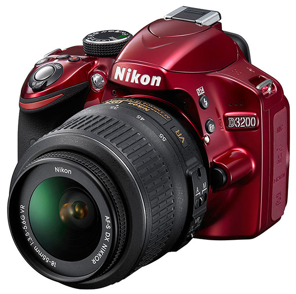 For beginners shopping for a 'traditional' DSLR, there's no reason not to consider the Nikon D3200.
