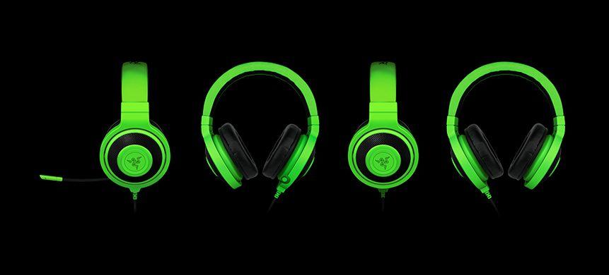 Razer Kraken Pro Gaming Headset (Source: Razer)