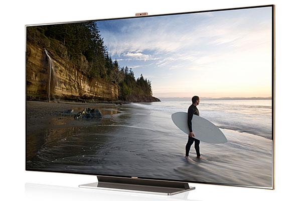 Samsung ES9000 75-inch LED TV. (Image source: Samsung.)