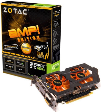 Zotac GeForce GTX 660 Ti AMP! Edition