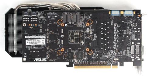 ASUS's GTX 660 Ti uses a custom PCB