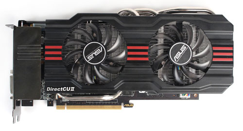 ASUS makes three versions of the GTX 660 Ti Direct CU II, however, they only differ in core clockspeeds, as all share the same build and design.