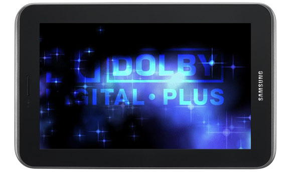 Image credit: Samsung and Dolby