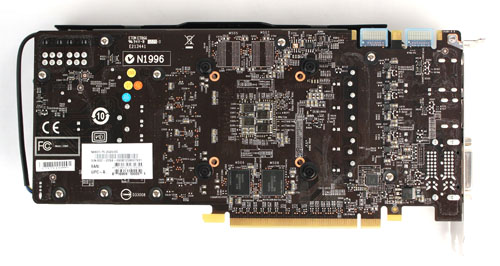 MSI's GTX 660 Ti uses a custom PCB and an enhanced PWM design, which is designed to allow for higher current and better stability for overclocking.