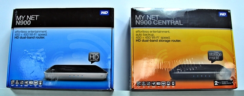 The My Net N900 is a HD video streaming capable dual-band wireless router with a whopping seven LAN ports. Its counterpart with onboard storage of up to 2TB is the My Net 900 Central (though it comes with only four LAN ports). They are currently not available locally but it is a matter of time before they are seen on retail shelves here.