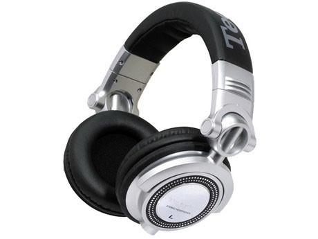 Technics RP-DH1250 Pro DJ Headphones<br>Image credit: Panasonic