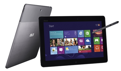 ASUS Vivo Tab TF810 (Image Source: ASUS)