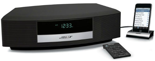 bose wave music system. wave radio iii system with connect kit bose music