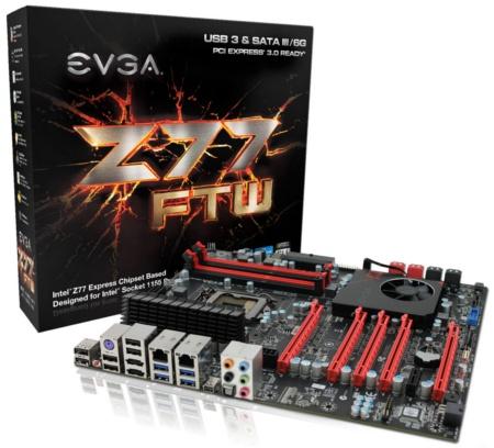 EVGA Z77 FTW