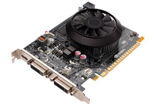 Драйвера Nvidia Geforce GTX 650