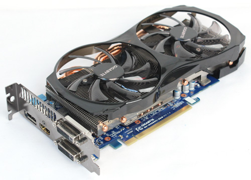Gigabyte GeForce GTX 660 Windforce OC