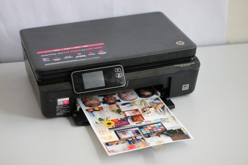 HP Deskjet Ink Advantage 5525 Driver Software   HP Printer ...