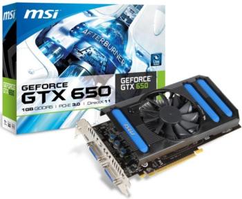 MSI N650-1GD5