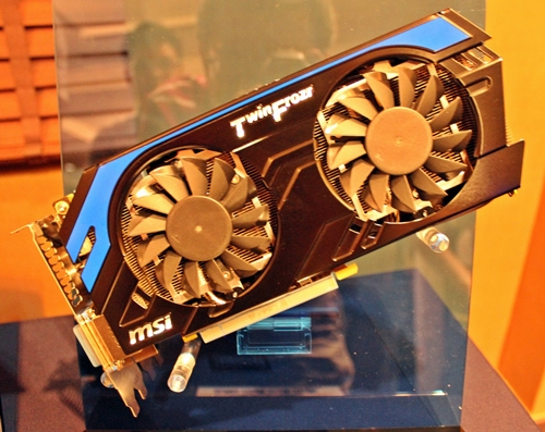 The king of the hill was the MSI N660Ti Power Edition 2GD5 that sports the NVIDIA GeForce GTX 660 GPU, and Twin Frozr IV thermal design with Dust Removal technology.