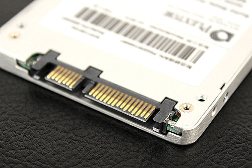 SATA 6Gbps interface for the quickest possible transfers.