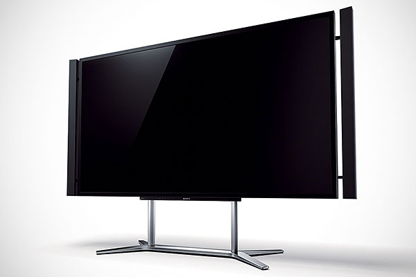 The 84X900 is Sony's first 4K TV. (Image source: Sony.)