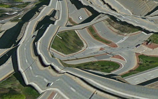 Image Source: The Amazing iOS 6 Maps Tumblr blog