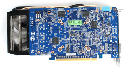 Gigabyte uses a custom PCB with upgraded components.