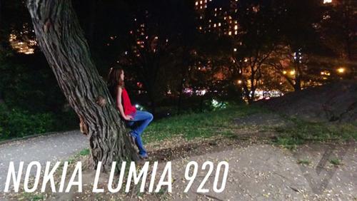 Taken using Lumia 920's camera. (Source: The Verge)
