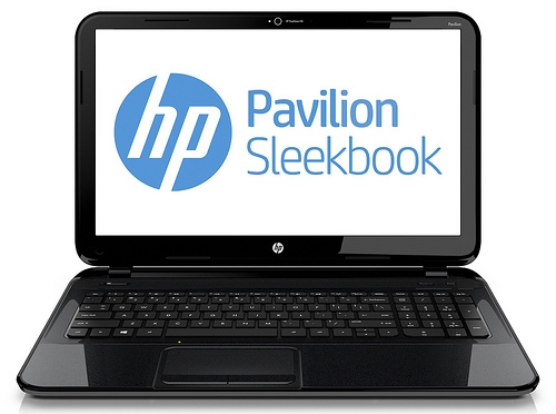 HP Pavilion Sleekbook 15 (Image Source: HP)
