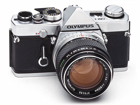 The Olympus OM-1. Image source: Olympus.