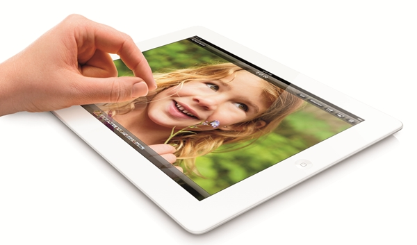 Apple introduced the fourth-gen iPad less than a year after unveiling the new iPad in March.
