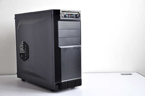 The Antec One S3 stands 17.2 inches and provides PC builders a high quality enclosure at an affordable price.