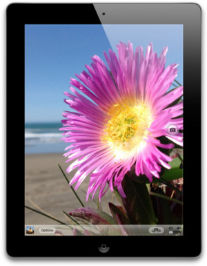 iPad with Retina display Wi-Fi