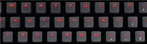 Once considered a rare switch type, the Cherry MX Red switch has already overtaken the Blue and Black switch type when it comes to the average gamer's choice.
