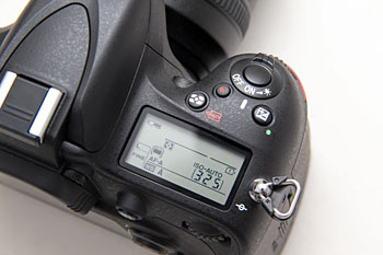 With the power toggle surrounding the shutter, you can switch on the camera and shoot in a single motion.