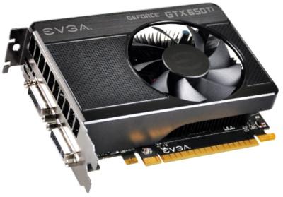 EVGA GeForce GTX 650 Ti 1GB