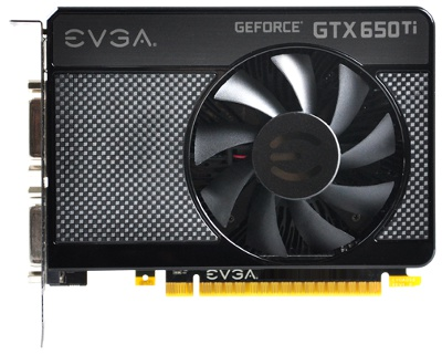 EVGA GeForce GTX 650 Ti 2GB