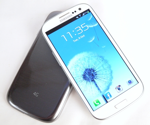 The Samsung Galaxy S III is one of the most popular smartphones this year.