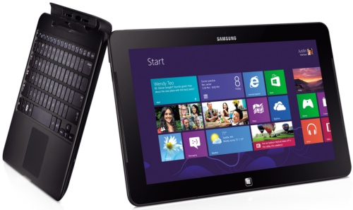 ATIV Smart PC Pro (Image source: Samsung)