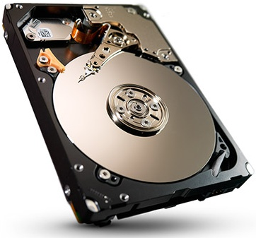 Seagate Enterprise Performance 10K HDD, AKA the Savvio 10K.6 (Image source: Seagate)