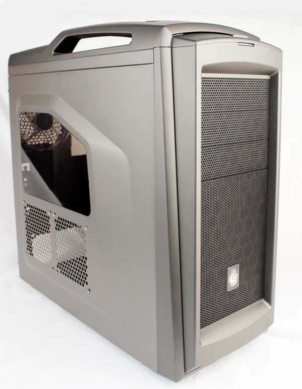 The Cooler Master CM Scout 2 is a mid-tower PC chassis that is built for LAN parties in mind as it features sturdy carrying handles for easy transportation and it's not overly large either.