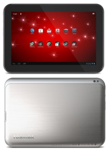 "Toshiba Impresses with New 7.7"" and 10.1"" REGZA Tablets ..."