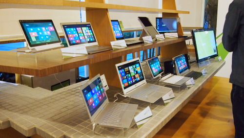 There's a new Acer Windows 8 product for everyone. The new line-up covers Ultrabooks, tablets and AIO systems.