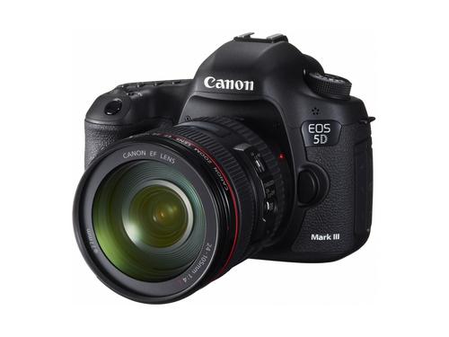 Canon EOS 5D Mark III (Image Source: Canon)