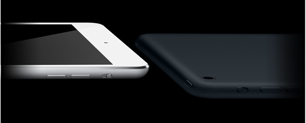 Similar to how Apple manufactures the iPhone 5, the iPad Mini is also built with extreme precision. We wonder if it will suffer from the chipping issues that plauged the iPhone 5.<br> Image source: Apple